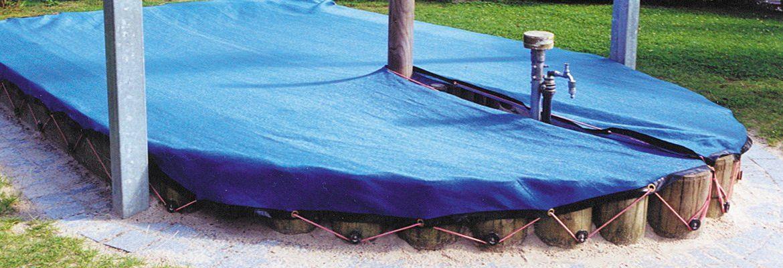 sandkasten abdeckplane huck. Black Bedroom Furniture Sets. Home Design Ideas